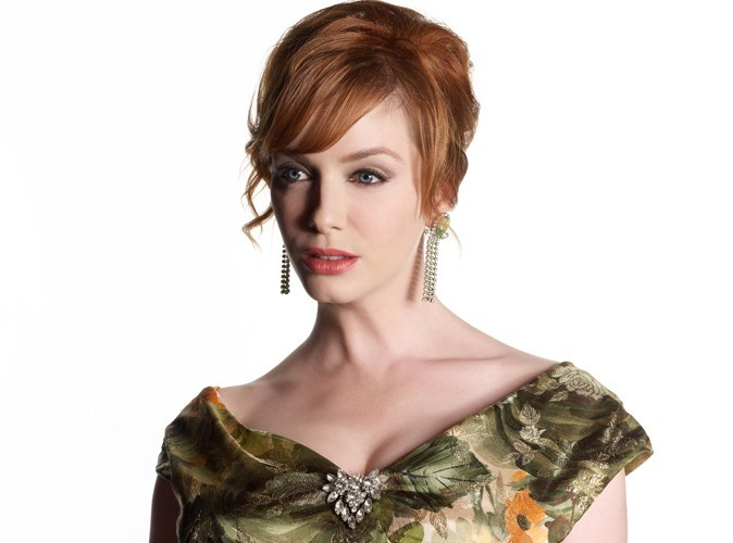 Christina Hendricks : des photos de la star de Mad Men nue sur Internet?!