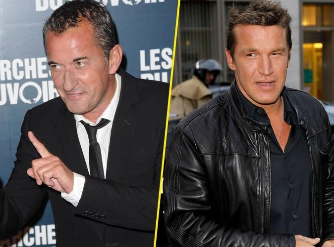Christophe Dechavanne abandonne La Roue de la Fortune ... Benjamin Castaldi pour le remplacer ?