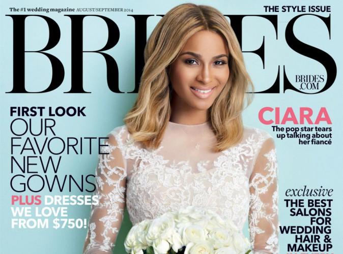 Ciara : déjà prête pour son mariage avec Future, elle pose en robe blanche !