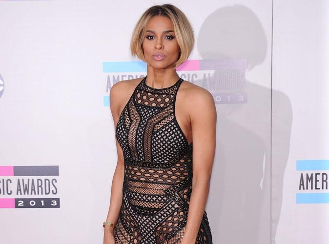 Ciara : la chanteuse américaine est enceinte !