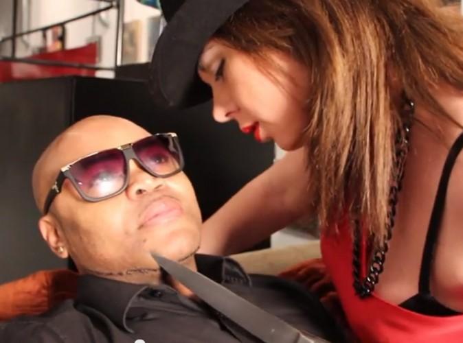 Cindy Lopes et Alibi Montana : clin d'oeil à Nabilla, le couple armé dévoile son clip sexy !