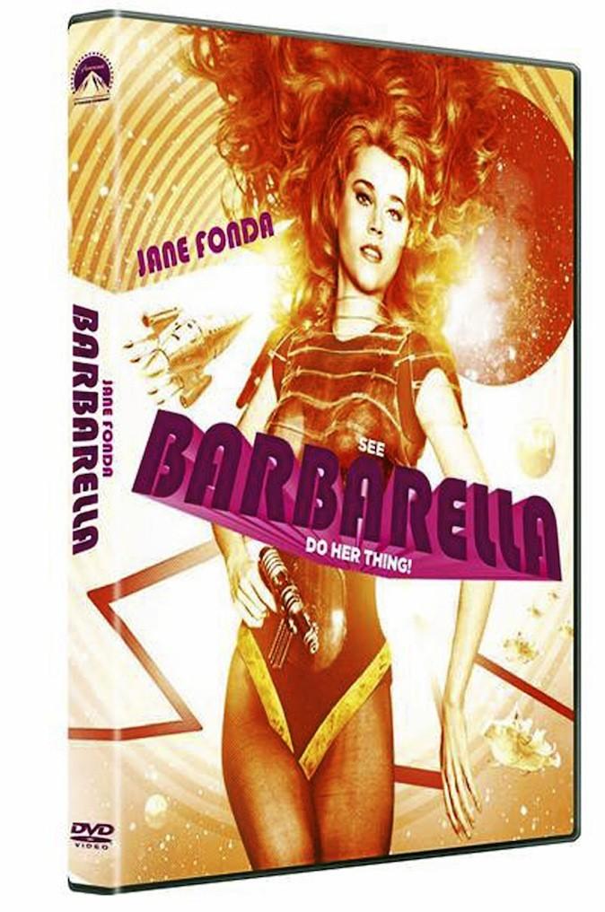 Barbarella de Roger Vadim avec Jane Fonda, Paramount. 19,99 €