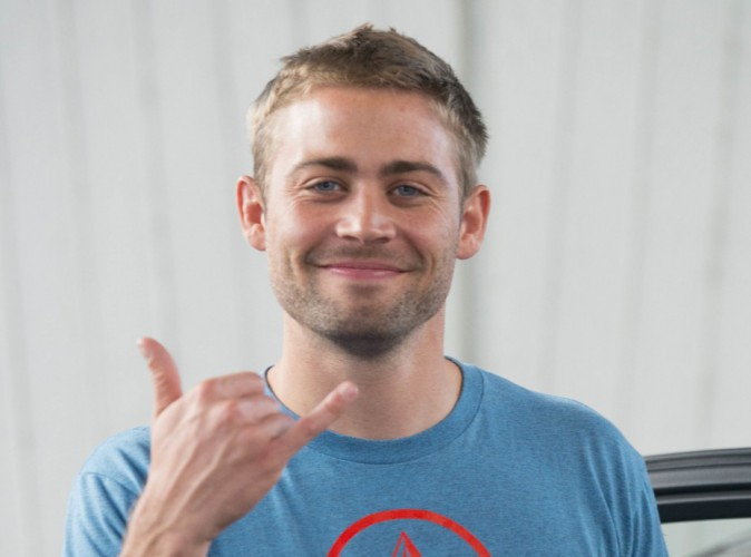 Cody Walker : Le jeune fr�re du regrett� Paul Walker vient de se marier!