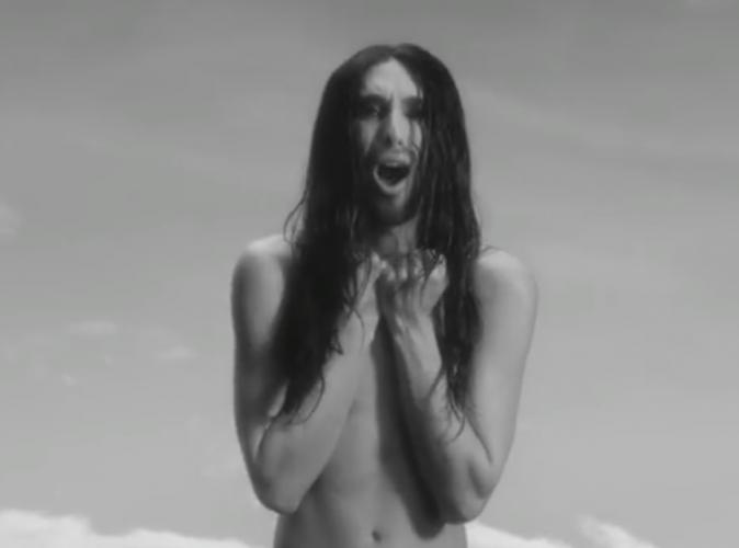 Conchita Wurst : nue et fière d'être qui elle est !