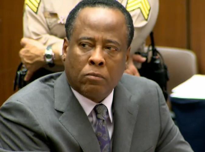 Conrad Murray : condamné à quatre ans de prison ferme !