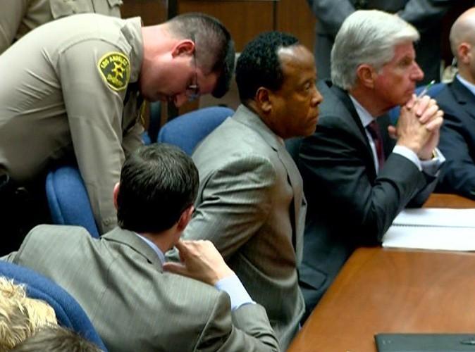 Conrad Murray : il n'a pas obtenu sa libération anticipée…