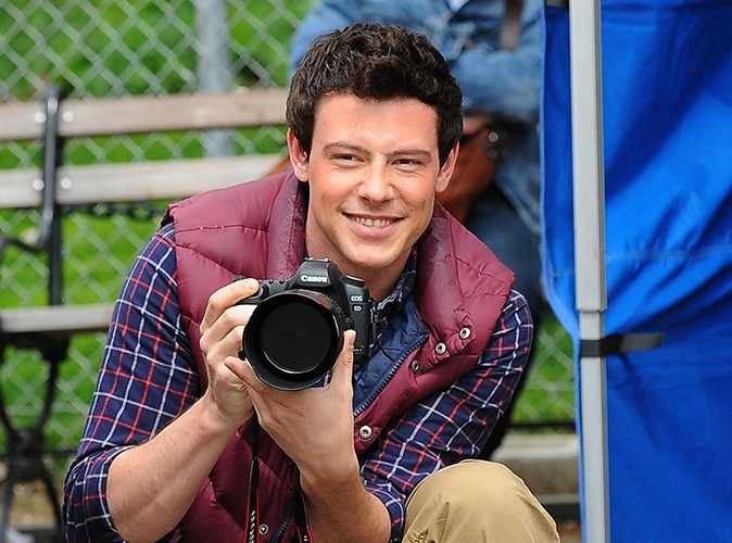 Cory Monteith : ses problèmes de drogue seront intégrés dans le scénario de Glee !