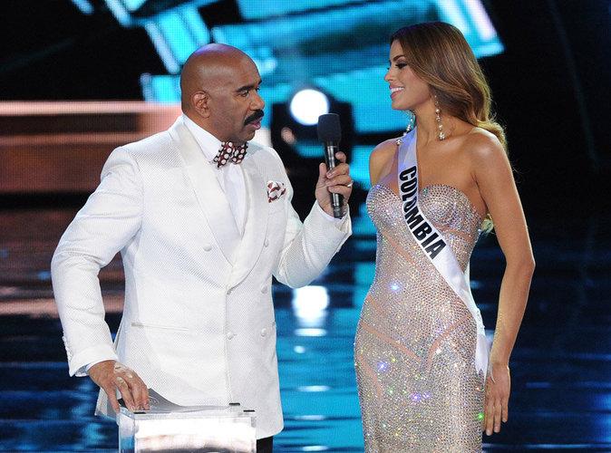 Couac à Miss Univers : Miss Colombie s'est réconciliée avec Steve Harvey
