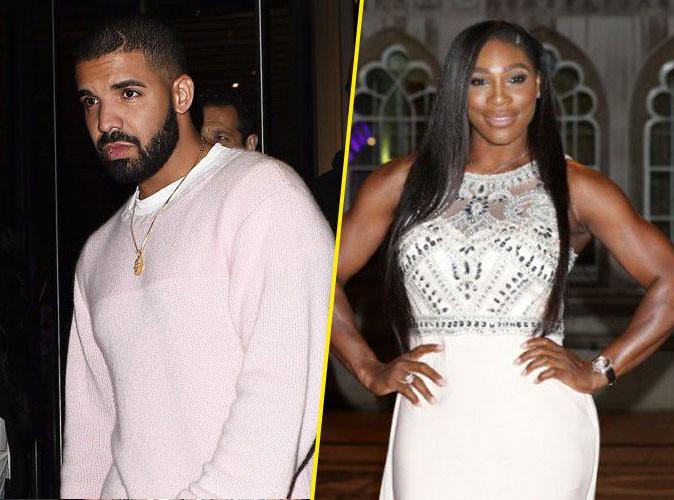 Couple alert : Drake et Serena Williams grill�s en plein rdv nocturne !
