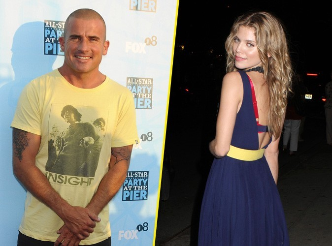 Couple alerte ! Entre AnnaLynne McCord et Dominic Purcell, c'est la passion...