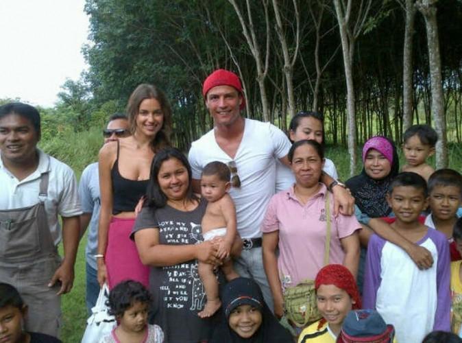 Cristiano Ronaldo : avec sa belle Irina, il poursuit ses vacances en Thaïlande !