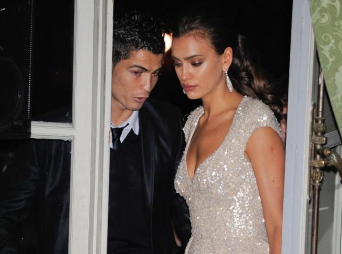 Cristiano Ronaldo et Irina Shayk : amoureux et clinquants pour une soirée madrilène hautement fashion !