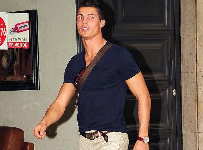 Cristiano Ronaldo : il envoie des photos coquines à Irina Shayk par erreur !