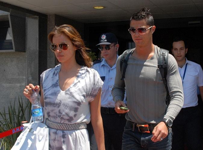 Cristiano Ronaldo : sa bombe russe, Irina Shayk, prend soin de son fils comme une vraie maman !
