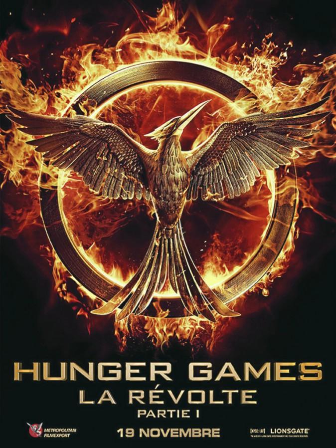 Hunger Games – La Révolte, partie 1, de Francis Lawrence avec Jennifer Lawrence, Josh Hutcherson et Liam Hemsworth (2h03)