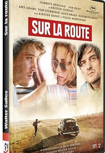 """DVD """"Sur la route"""""""