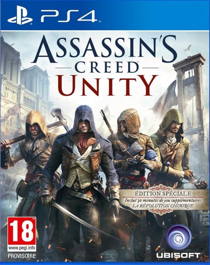 Assassin's Creed – Unity, Ubisoft. 56,15 €