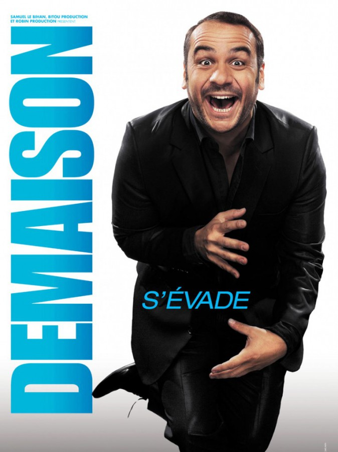 Demaison s'évade, jusqu'au 28 décembre au Théâtre Antoine puis en tournée. Infos sur fnacspectacles.com