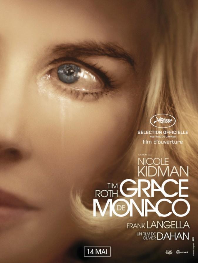 Grace de Monaco d'Olivier Dahan avec Nicole Kidman et Tim Roth (1h43)