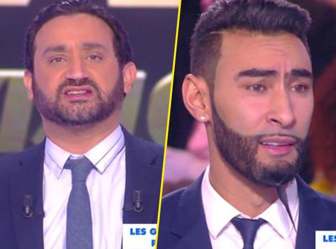 """Cyril Hanouna et La Fouine réagissent à la cérémonie des Gérard : """"C'est de la mer** cette émission !"""""""