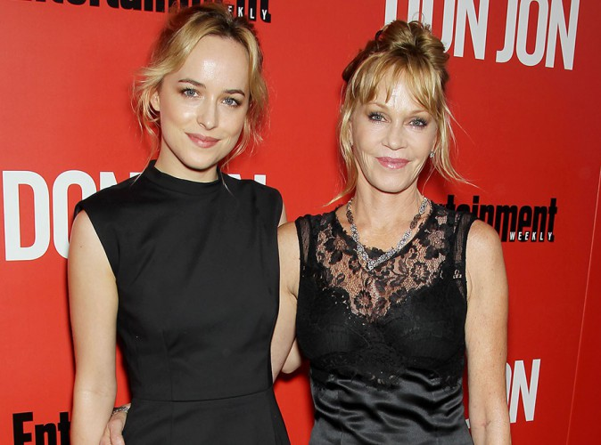 "Dakota Jonhson : elle interdit ses parents d'aller voir ""50 Shades of Grey"" !"