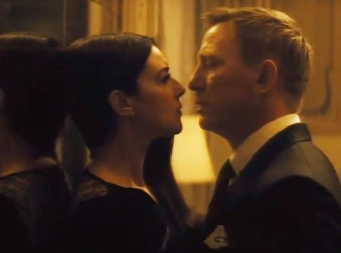 Daniel Craig : c'est chaud avec Monica Bellucci !