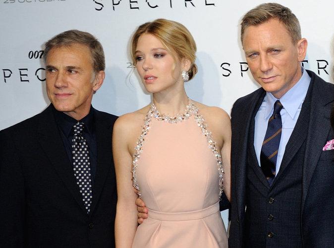 Daniel Craig : James Bond invité prestigieux de Anne-Sophie Lapix !