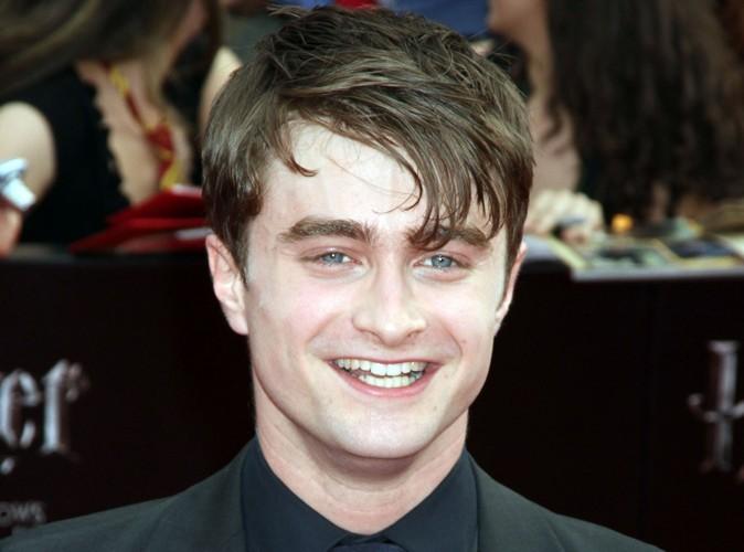 Daniel Radcliffe : artiste de l'année !