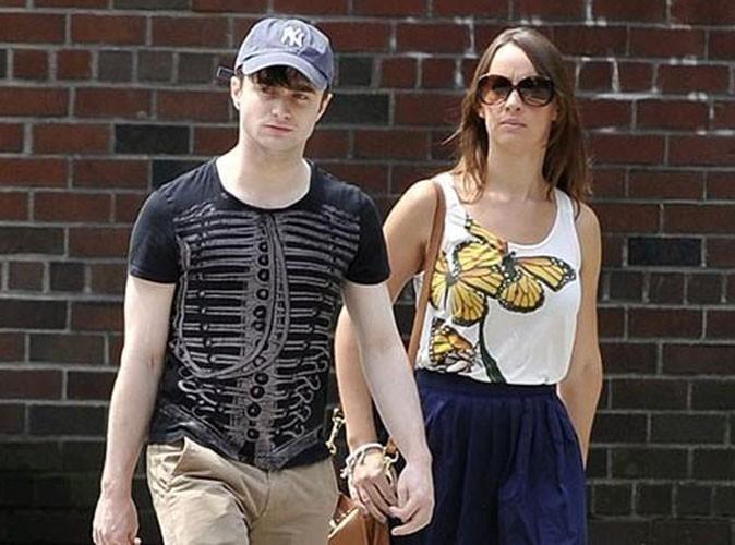 Daniel Radcliffe : premières confidences sur sa love story avec Rosie Coker !