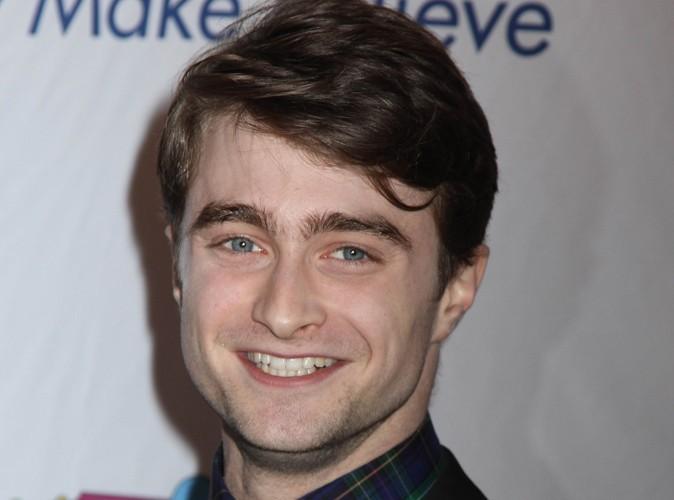 Daniel Radcliffe : sa copine lui lance un ultimatum !