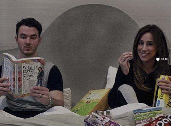 Danielle et Kevin Jonas : ils partagent une grande nouvelle sur les réseaux sociaux