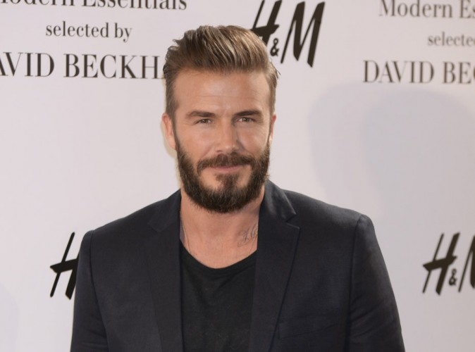 David Beckham : c'est Victoria qui l'habille !