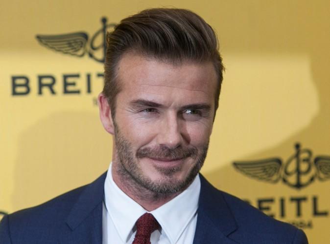 David Beckham décroche un rôle au cinéma !