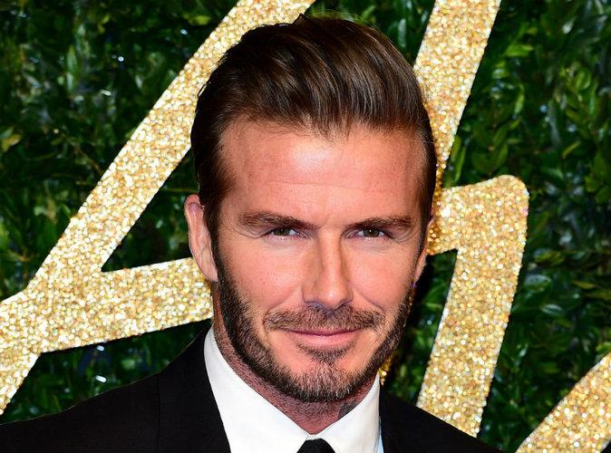David Beckham défiguré par une cicatrice : la Toile est sous le choc !