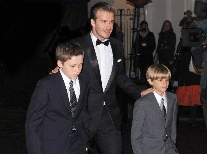 David Beckham : devinez lequel de ses fils est le plus stylé ?