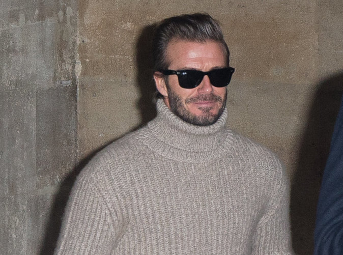 David Beckham : Il joue les chevaliers médiévaux au cinéma !