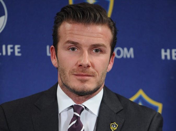 David Beckham : il vend sa voiture sur ebay !