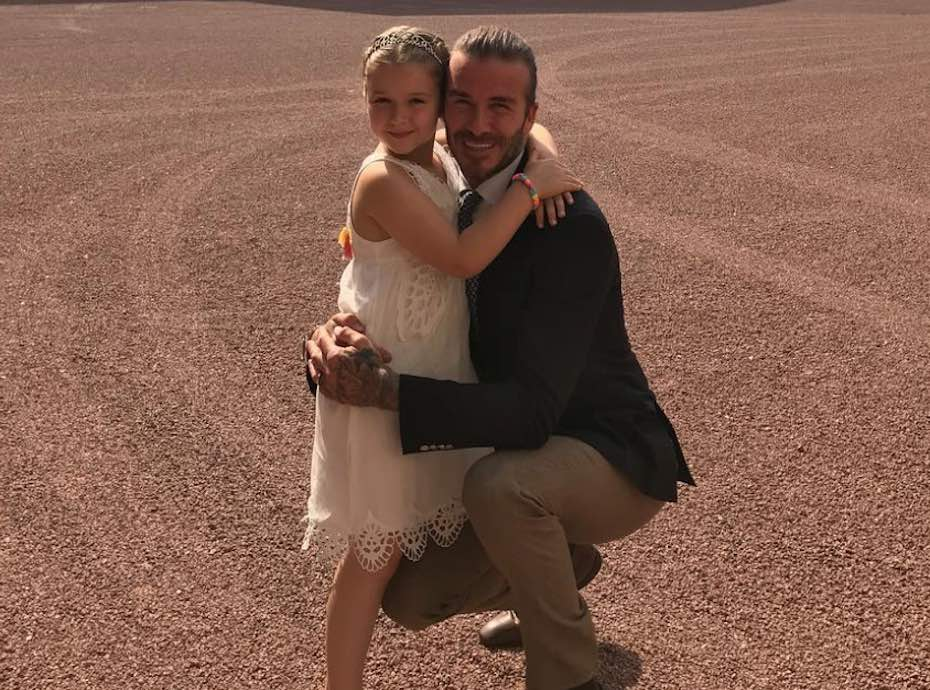 David Beckham : La famille va s'agrandir...