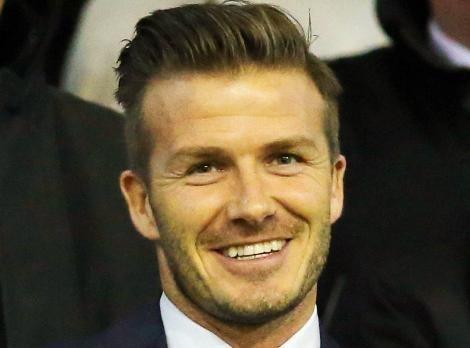 David Beckham : le nouvel atout du PSG a pris ses quartiers au Bristol pour plus de 17000 euros la nuit !