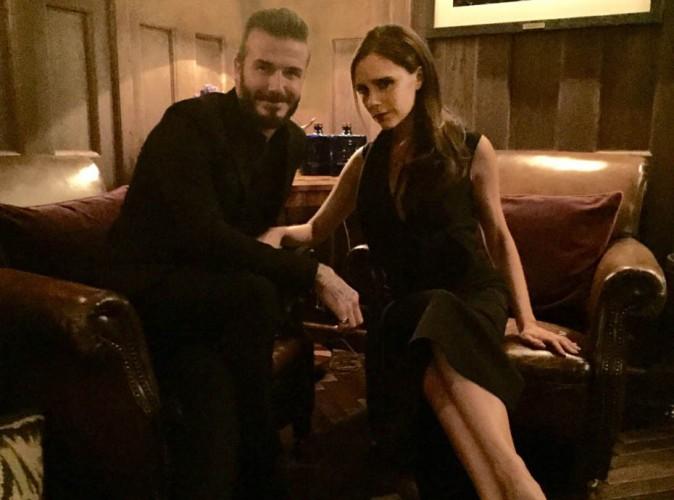 """David Beckham : plus amoureux que jamais de sa """"magnifique femme"""" Victoria !"""