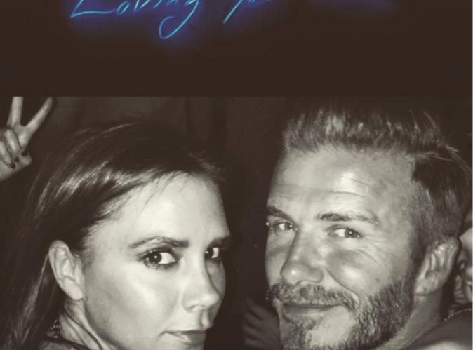 David Beckham : Plus romantique que lui, tu meurs!