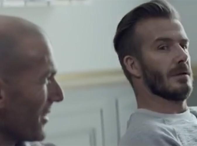 David Beckham : quand Zidane saccage sa maison, ça donne ça !
