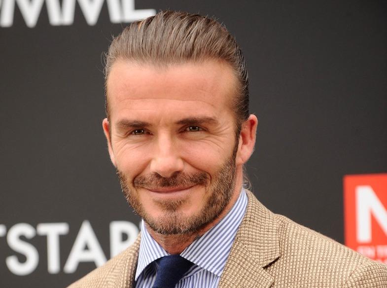 David Beckham : Sa peau trop lisse pour être naturelle ? Il répond !