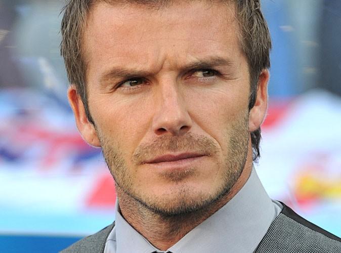 """David Beckham : """"sa"""" prostituée l'assigne en justice"""