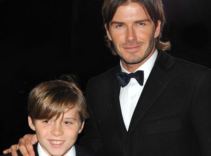 David Beckham : son fils Brooklyn inscrit dans une école anglaise ?
