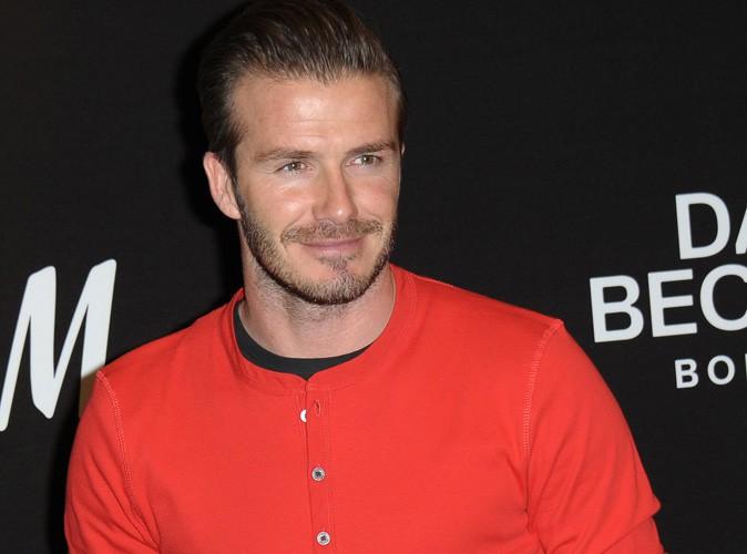David Beckham : sur le point de décrocher son premier rôle au cinéma !