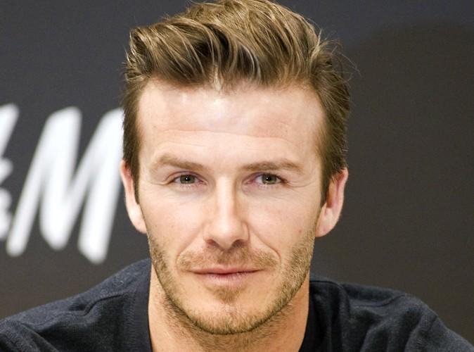 """David Beckham :""""Tom Cruise est plus beau que moi, je vous assure!"""""""