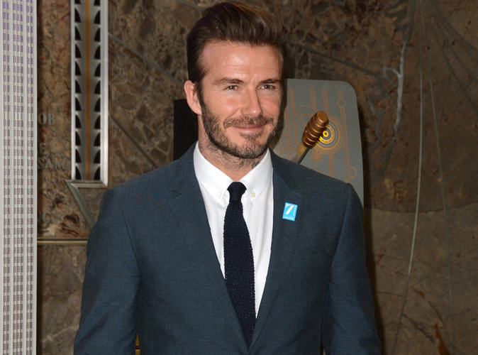 David Beckham : totalement dingue de sa fille Harper !