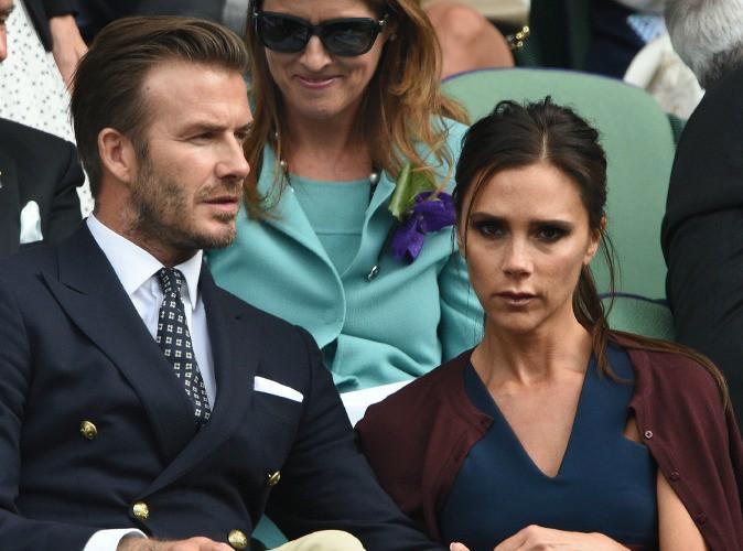 David Beckham : Victoria le met au régime sec !