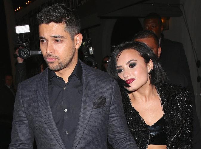 Demi Lovato a rompu avec Wilmer Valderrama !